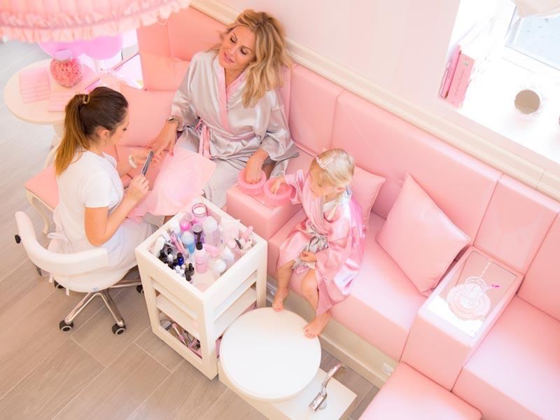 Ricostruzione Unghie Gelacrilico Make A Wish Beauty Salon